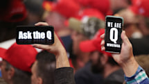 Facebook bans ads supporting QAnon
