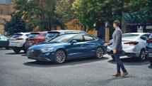 Hyundai recalls 2020 Sonata and Nexo over remote smart parking glitch