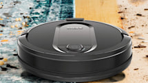 Grab Shark's IQ self-emptying robot vacuum for $170 off at Wellbots