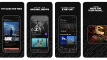 Quibi for iPhone can now use AirPlay to stream shows on big screens