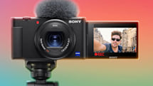 Sony's ZV-1 is a vlogger-focused take on the RX100
