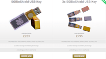 The UK is cracking down on sales of fraudulent 'anti-5G' USB sticks