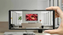 Sony AR app shows if a new TV will fit your room