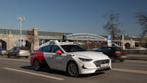 Yandex updates its self-driving tech on the 2020 Hyundai Sonata