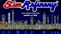 You can finally play Maxis' long-lost 'SimRefinery' oil simulator