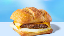 Starbucks is selling an Impossible sausage breakfast sandwich in the US