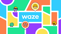 Waze lets drivers display their moods in the app