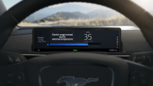 Ford's Mustang Mach-E uses the cloud to predict range more precisely
