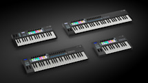 New Launchkey MK3 MIDI controllers add a powerful arpeggiator