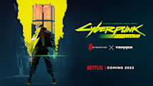 A 'Cyberpunk 2077' anime series is coming to Netflix in 2022