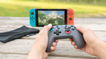 PowerA's Nano Enhanced is a compact Switch controller with pro features