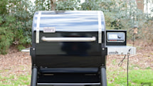 Weber's SmokeFire smart grills just got a lot better