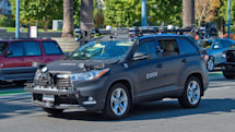 Amazon acquires self-driving startup Zoox