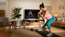 Peloton's workout app comes to Apple TV