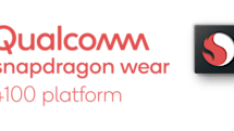 Qualcomm's latest smartwatch chips support 16-megapixel cameras