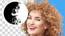 Photoshop's AI subject selection now handles portraits with ease