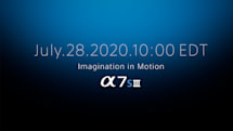 Sony will reveal its long-awaited A7s III on July 28th
