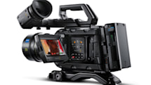 Blackmagic's new $9,995 camera shoots 12K video at 60fps