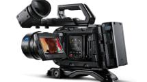 Blackmagic's new $9,995 camera shoots 12K video at 60fps