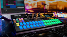 PreSonus' Atom SQ is a MIDI controller built for its DAW