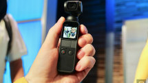 DJI's Osmo Pocket gimbal camera drops to $250 on Amazon