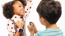 Little Tikes made a fully-functioning smartwatch for kids