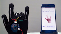 A high-tech glove can translate sign language with 99-percent accuracy