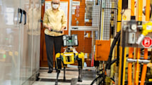 Ford deploys Boston Dynamics' Spot robots to survey Michigan plant