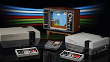 The Morning After: Lego's NES replica comes with a 'playable' Mario game