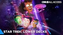 'Star Trek: Lower Decks' shows what happens far below the bridge