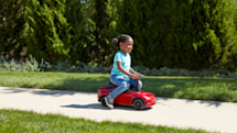 Radio Flyer's $100 Tesla Model Y is powered by kids' feet