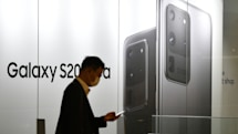 Samsung's quarterly profit is up 58 percent from last year