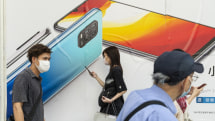 Xiaomi overtook Apple in smartphone sales last quarter