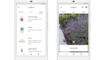 Google's app for the visually impaired adds food and document scanning