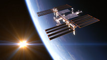 Hitting the Books: The invisible threat that every ISS astronaut fears