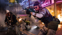 'Call of Duty: Black Ops Cold War' multiplayer is smooth and slightly neon