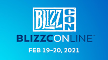 BlizzCon will return as an online-only event in February 2021
