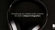 Dirac's spatial audio tech will soon be built into wireless headphones