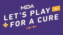 Muscular Dystrophy Association is streaming on Twitch to raise funds