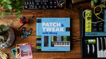Moog's new coffee table book is filled with tips for synth nerds