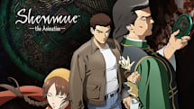A 13-episode 'Shenmue' anime series is on the way