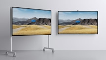 Microsoft says its $22,000 85-inch Surface Hub S2 can help with social distancing
