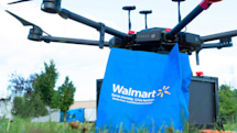 Walmart launches a drone delivery program in North Carolina