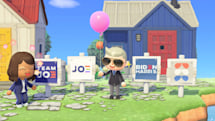 Joe Biden's team brings official campaign signs to 'Animal Crossing'