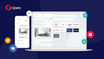Opera update uses QR codes to sync data between PC and Android browsers