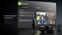 NVIDIA Broadcast app is a simple toolset for streamers