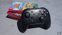 Nintendo Switch Pro Controller returns to $59 at Amazon