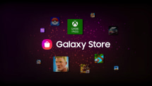 Samsung redesigns its Galaxy Store to focus on games