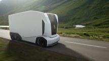 Einride makes its autonomous delivery EVs more aerodynamic