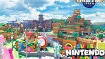 Super Nintendo World will open its doors in Japan next spring
